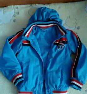 """Куртка """"Demix""""для мальчика 5 - 6 лет"""