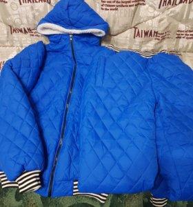Женский зимний костюм 46 размера