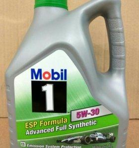 Моторное масло Mobil ESP Formula 5W-30, 4л