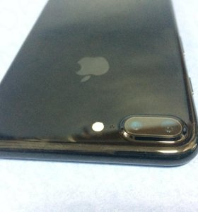 Apple iPhone 7Plus128GB Jet Black (Чёрный)