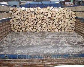 дрова колотые