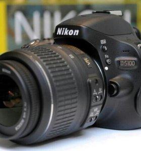 Nikon D5100+kit 18-55