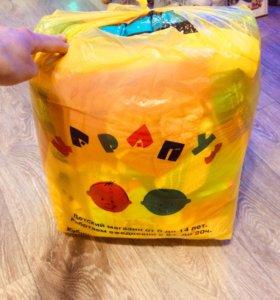 Вещи детские пакетом новые