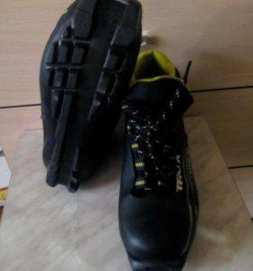 Лыжные ботинки 39 размер TREK
