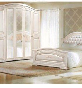 Спальный гарнитур Венера 5 дверный
