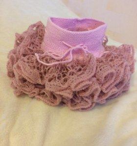 Продам новую вязаную юбку ручной работы