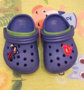 Обувь для малыша Crocs, 21/22 размер