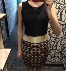 Комплект ( юбка и топ)
