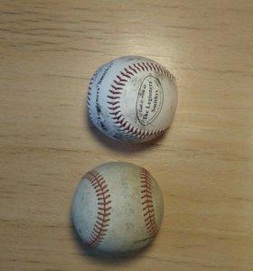 Бейсбольные мячи 2 шт