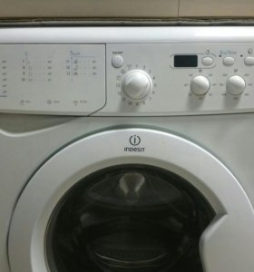Стиральная машина индезит IWD5085