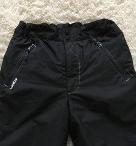 Тёплые брюки рост 158