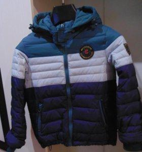 Куртка детская (4-6 л).Торг