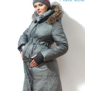 Зимняя слингокуртка 3-в-1, 44 размер