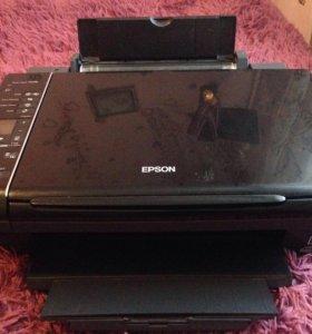МФУ(принтер, сканер, копир) Epson TX210