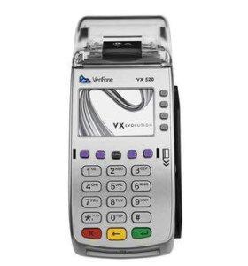 POS терминал Verifone VX520