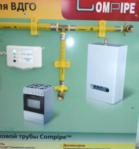 Клапан электромагнитный газ