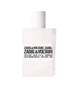 Парфюмированная вода Zadig&Voltaire 30 мл