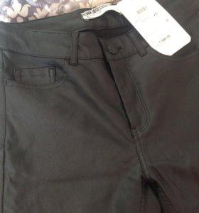 Новые кожаные штаны/брюки (concept club)
