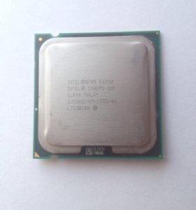 Процессор intel core 2 duo 2,33 GHz