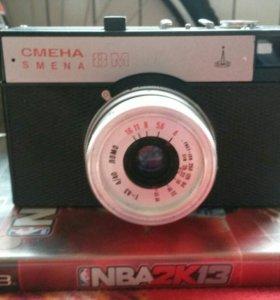 Фотоаппарат SMENA 8 M