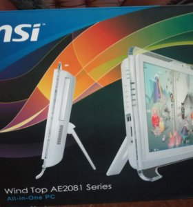 Msi wind top AE2081series
