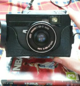 Фотоаппарат Триплет-69-3 4/40.