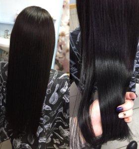 Полировка волос,керапластика волос