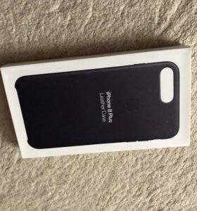 Leather case Apple iPhone 7/8Plus