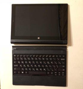 Планшет (ноутбук) Lenovo yoga tablet 2 windows