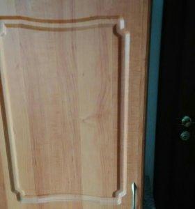 Шкаф с посудосушкой