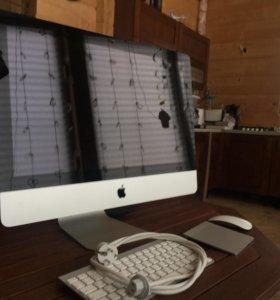 iMac 21.5 Core i3 /8 Gb /ATI Radion HD4760 256Mb