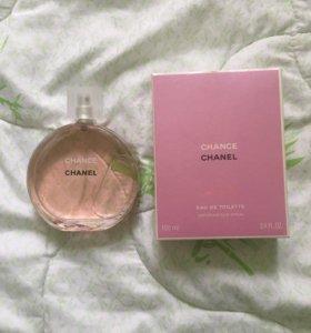 Chanel chance eau vive 100 ml