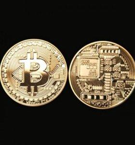 Монета, биткоин