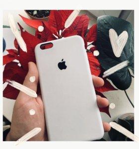 ⚜️ Silicone Case на iPhone 6/6s Plus ⚜️