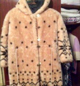 Пальто детские и шубка