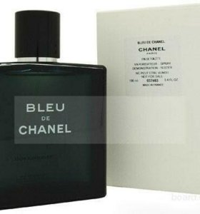 Тестер мужской Chanel Blue de Chanel For Men EDT