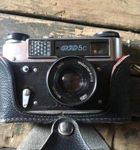 Фотоаппарат ФЭД 5 с