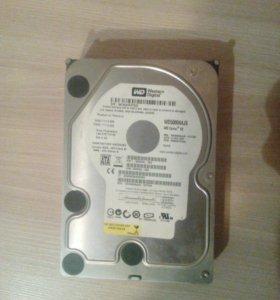 Western Digital 500 GB Жеский диск HDD