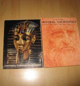 Сокровища гробницы Тутанхамона. Жизнь Леонардо.