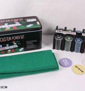 Покерный набор для игры в покер