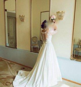 Свадебное платье Papilio.