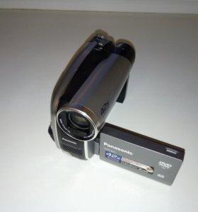 Видеокамера Panasonic VDR-D51