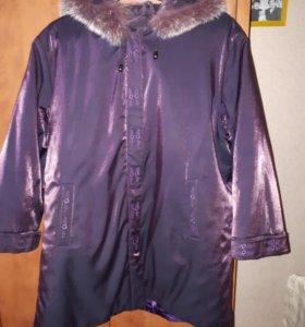 Куртка зима. Размер 58-60