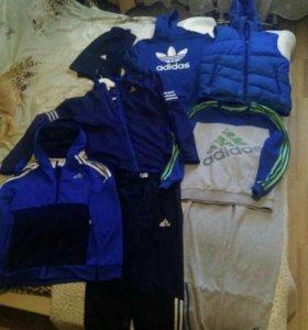 Adidas пакет вещей р.152
