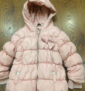 Куртка демисезонная р82