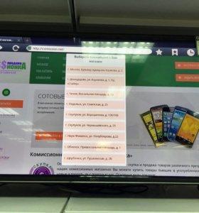 """Led tv BBK 32"""" Smart tv WiFi"""