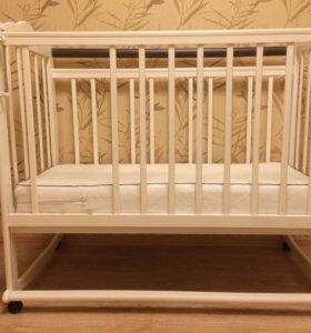 Матрас от детской кроватки