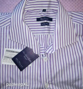 Рубашка мужская McNeal новая
