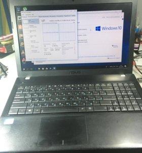 Ноутбук ASUS p50n