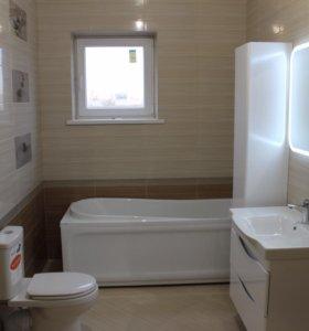 Плиточник (ванные комнаты под ключ )